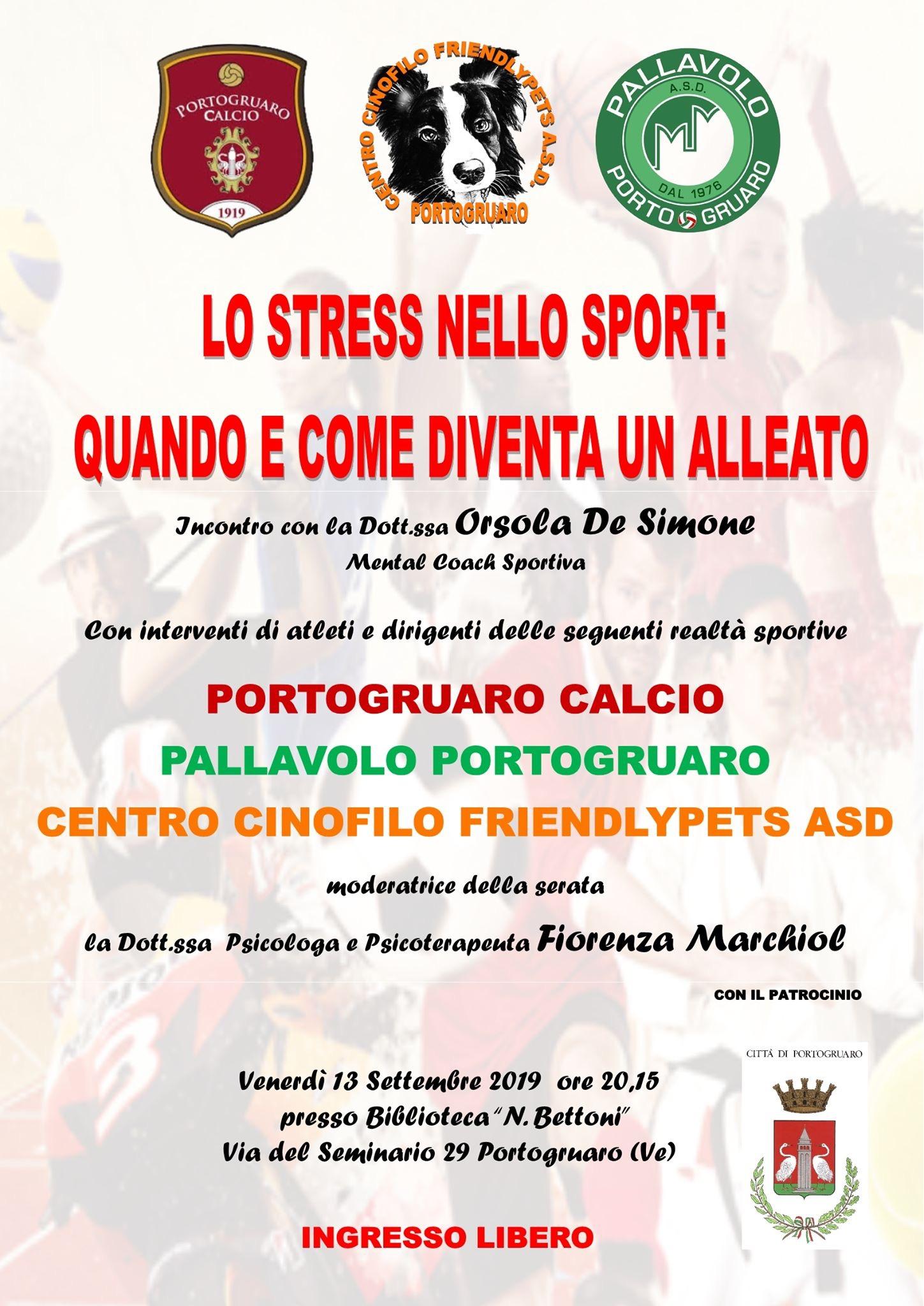 Lo stress nello sport - quando e come diventa un alleato